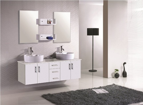 f double vasque 150 cm 598 eu meubles de salle de bain. Black Bedroom Furniture Sets. Home Design Ideas